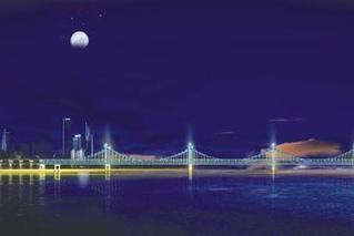 钱塘江新大桥开工 预2020年亚运会前建成