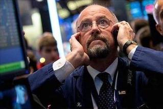 美股全线收跌 道指创史上最大同期跌幅