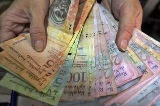 通胀率32714% 委内瑞拉新货币去掉5个0