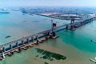 福厦高铁泉州湾大桥拿下三项世界之最