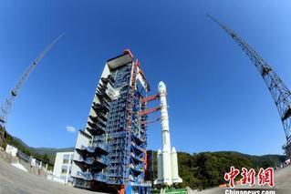 中国最新北斗双星装载新一代原子钟