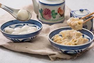 吃饺子还是汤圆 你家乡冬至习俗是啥?