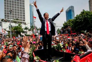 印尼大选结果出炉:现任总统佐科赢连任
