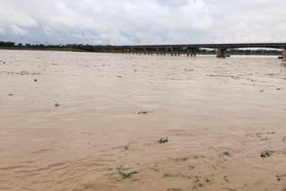 錢塘江今年第1號洪水形成