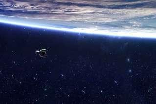 欧空局2025年发射太空碎片