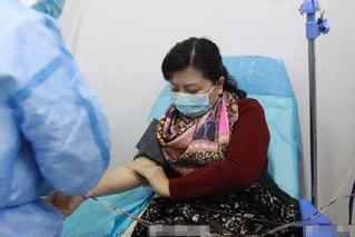 武汉市金银潭医院院长妻子捐献血浆