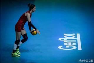 中国女排喜获六连胜 但结局已定