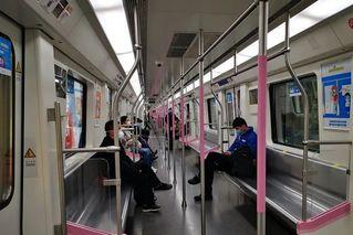 时隔65天 武汉地铁6条线路恢复运营