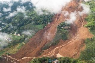 贵州水城山体滑坡已致29死 22人仍失联