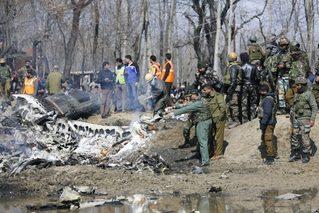 巴基斯坦軍方公布被俘印度飛行員視頻