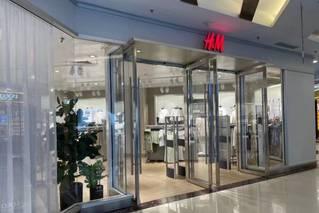 H&M线上门店下架 线下门店门可罗雀