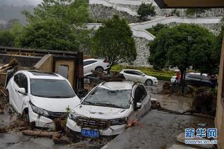 直击汶川灾情:9人遇难 35人失联