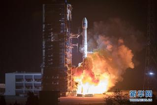 长三乙成功发射两颗北斗导航卫星