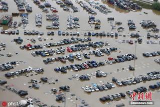 西班牙洪水已致6死 航拍灾区触目惊心