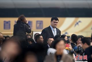 姚明 成龙 俞敏洪等出席全国政协会议