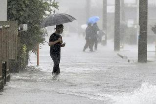 日本遇今年最强台风 频繁天灾如何应对