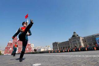 俄罗斯明日举行胜利日阅兵 有哪些看点