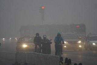 中央气象台继续发布大雾黄色预警