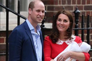 凯特王妃产下小王子 系第五顺位继承人