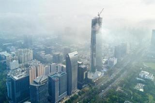 深圳这条最牛街道 年GDP超2500亿