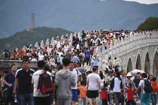 文旅部:中秋小长假超1亿人次出游