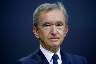 世界首富易主 LV总裁成全球新首富