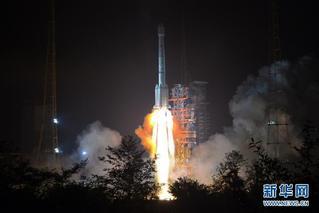 长征三号成功发射亚太6C卫星