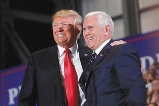 美国中期选举冲刺 特朗普5天跑8州拉票