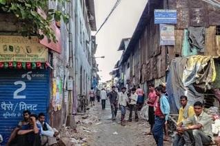 两极化印度:富翁的天堂 百万赤贫的地狱