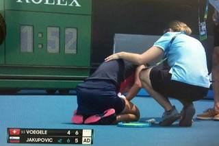 澳洲山火烧到网球赛场 多球员退赛抗议