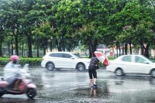气象局:未来十�K天有1-2个台风影响中⊙国