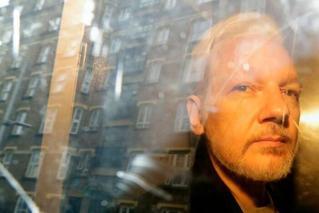 瑞典撤销对阿桑奇涉嫌性侵指控的调查