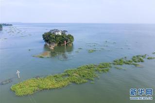 洪涝致赣287万人受灾 鄱阳湖水位超警戒