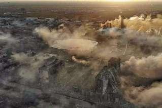 现场直击:江苏响水化工厂爆炸核心区