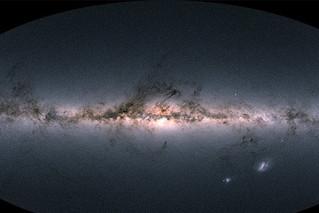 17亿颗恒星!欧航局公布最新银河系地图