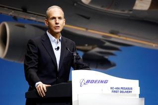 波音CEO空难后首发声:向遇难者表哀悼