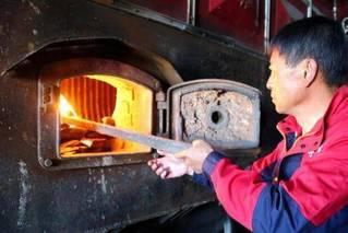 最低温-10.6℃!中国最冷小镇提前供暖