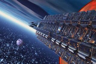 太空旅行成真?俄研发近地轨道太空游船