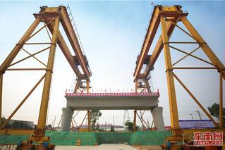 全国首条跨海高铁2022年建成通车