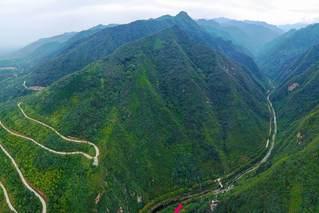 秦岭生态环境保护将施行新条例