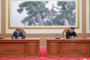 朝中社发布《9月平壤共同宣言》全文