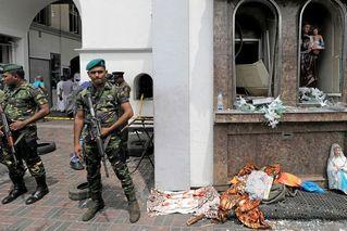 斯里兰卡爆炸案10天前有警告为何被忽略