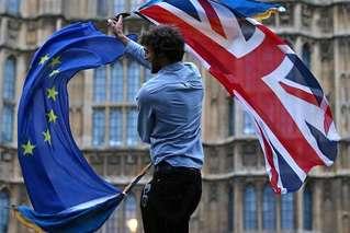 脱欧立法时间表被否 英脱欧的五种可能