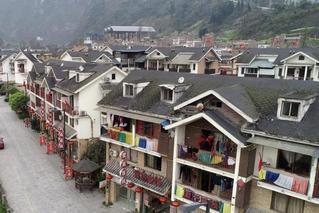 地震十周年:浴火重生的汶川映秀镇