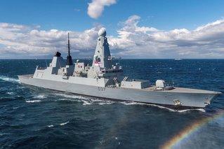 油輪被伊朗扣押 英國派最強戰艦到波斯灣