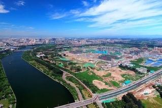 今年北京城市副中心计划投资750亿