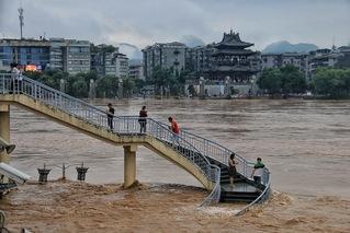 水利部:未来几天多流域或发生超警洪水