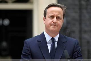 英国脱欧公投3年后 卡梅伦:我失败了