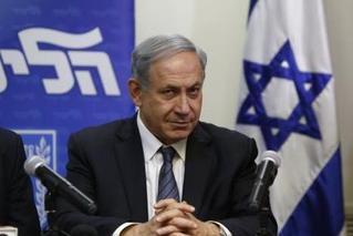 以色列总理内塔尼亚胡被正式起诉