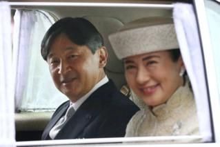 专题:日本德仁天皇即位 今上午举行仪式